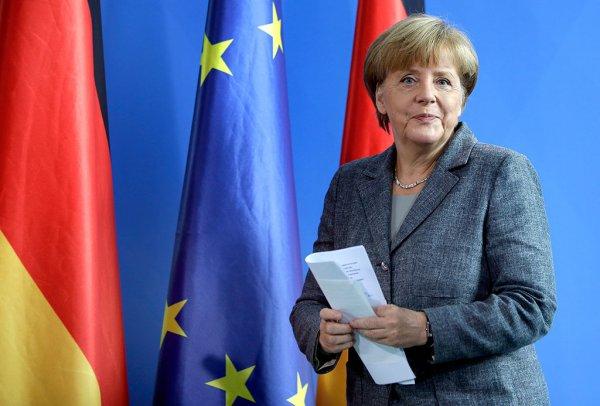 Ангела Меркель обратилась к белорусам: Не думайте, что мы о вас забыли
