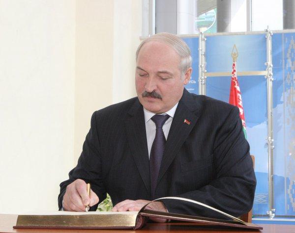 В День Победы 9 мая Лукашенко подписал политическое завещание