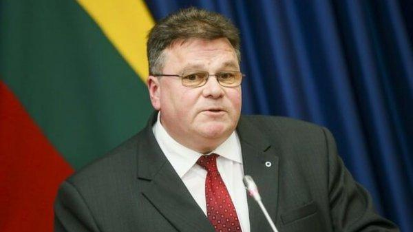 Экс-глава МИД Литвы: Белорусы служат примером для всего мира