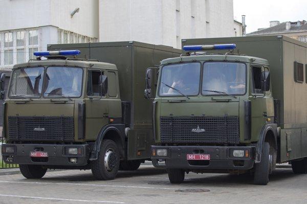 Празднование Дня Победы в Беларуси закончилось арестами и задержаниями