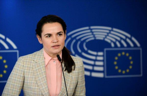 Светлана Тихановская выступит на Дельфийском экономическом форуме в Греции