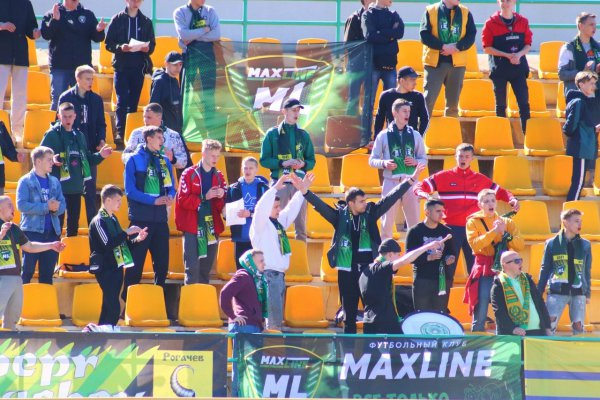 Рогачёвский «МаксЛайн» со счётом 6:0 разгромил Мозырский МНПЗ в матче кубка Беларуси