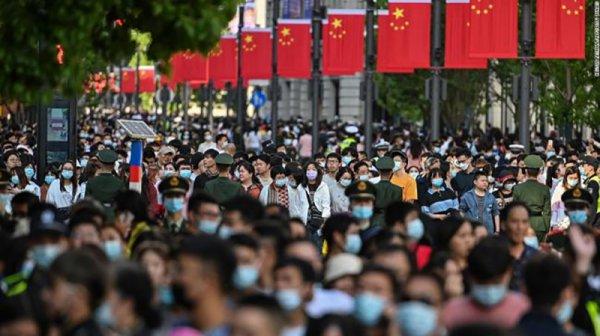 Численность населения Китая приблизилась к 1,5 млрд человек