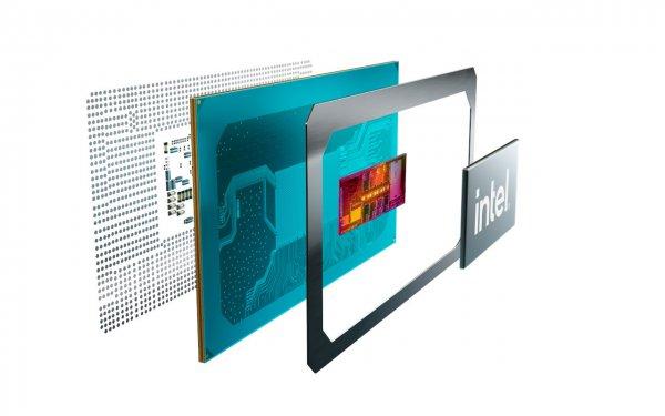 Intel представила новые процессоры Core H 11 поколения для ноутбуков