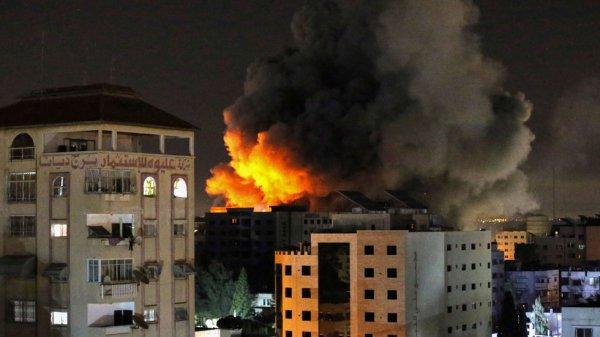 По Израилю из сектора Газа с начала эскалации было запущено более тысяч ракет