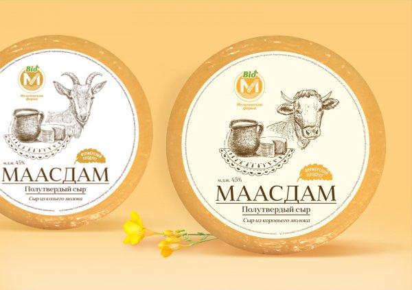Этикетки для сыра: технология производства