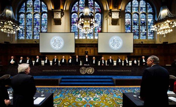 В Международный уголовный суд в Гааге сегодня будут поданы документы о преступлениях режима Лукашенко