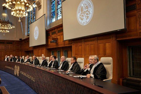 В международный уголовный суд в Гааге поданы материалы против властей Беларуси