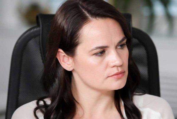 Светлана Тихановская выразила соболезнования семьям погибших пилотов