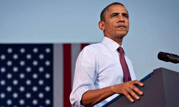 Обама заявил, что у Пентагона есть кадры летающих тарелок