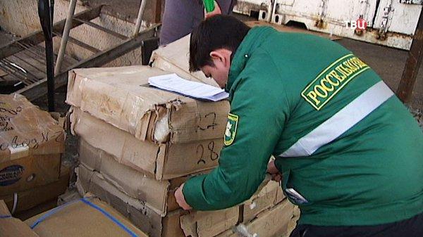 Россельхознадзор запретил поставки с двух белорусских предприятий