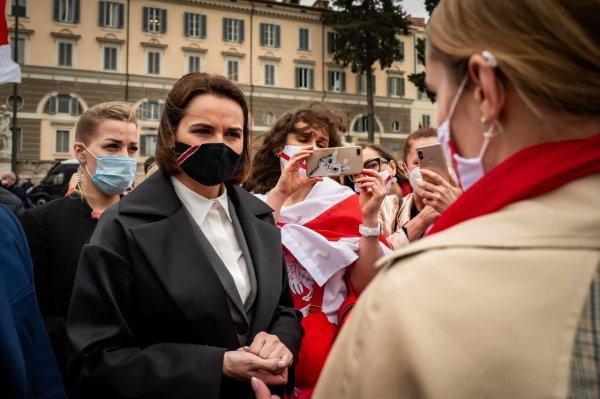 Светлана Тихановская совершит рабочий визит в Чехию