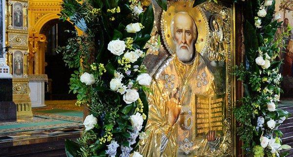 В Беларуси сегодня отмечают весенний день Святого Николая Чудотворца