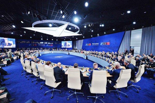 НАТО проведёт консультации по инциденту с захватом самолета Ryanair в Беларуси