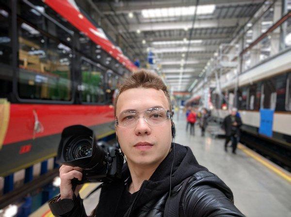 Роман Протасевич в критическом состоянии находится в одной из больниц Минска