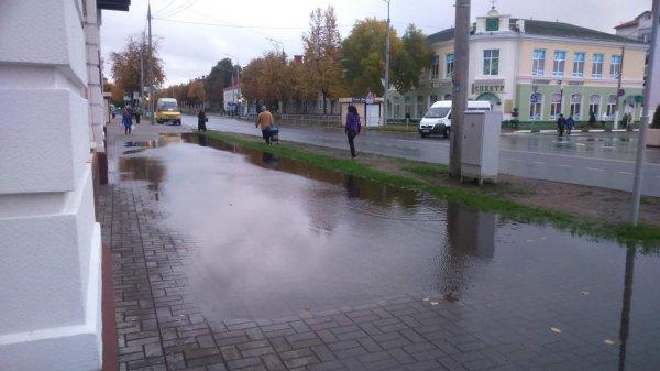 Синоптики снова предупреждают о грозах. Погода в Рогачёве на последние весенние выходные
