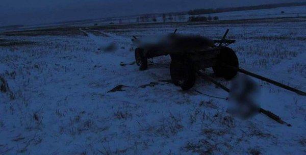 Стало известно, что что случилось с тремя мужчинами, которых в марте нашли в поле мертвыми в Рогачевском районе