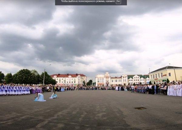 Конкурс «Вальс выпускников - 2021» в Рогачёве закончился скандалом