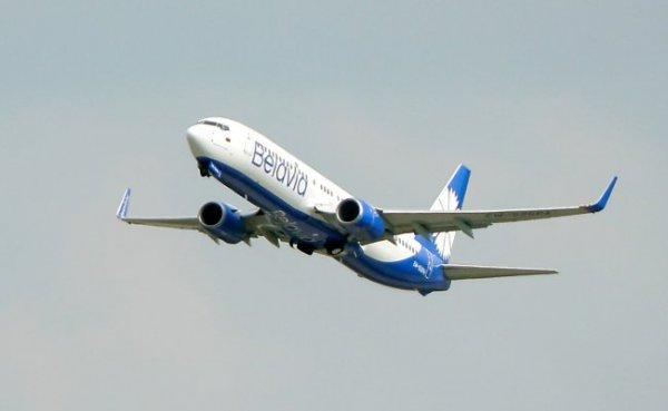 «Белавиа» приостанавливает полеты в 20 стран и в Калининградскую область