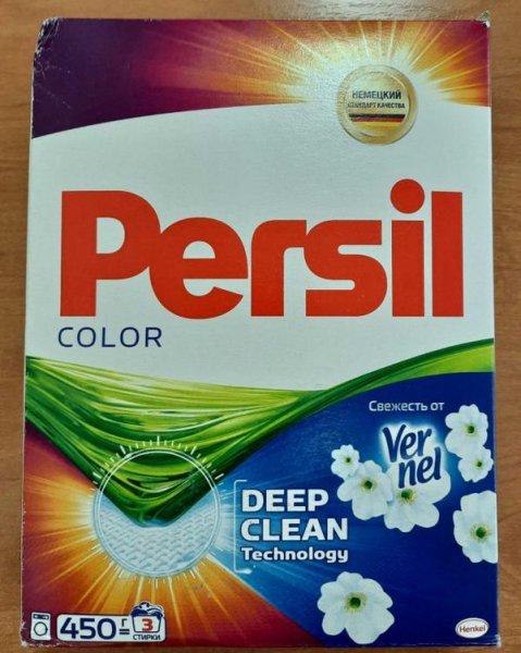 С 5 июня в Беларуси будет запрещена продажа стирального порошка Persil