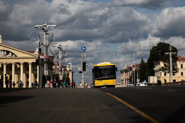 Из Минска в Москву и Питер снова начнут ходить автобусы