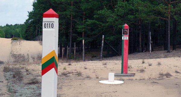 На границе с Литвой задержаны пытавшиеся бежать из страны участники протестов