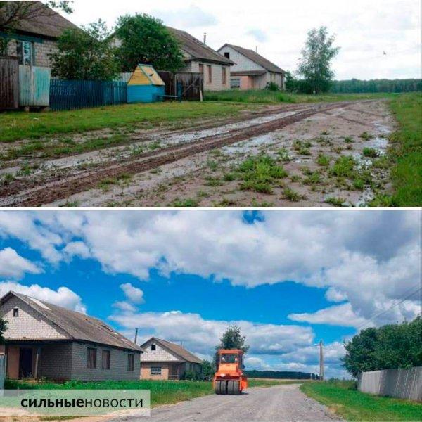 Рогачёвские власти восемь месяцев преследуют активистов из деревни Перасека