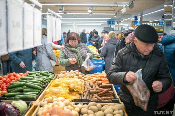 В Беларуси зафиксировали рекордную за последние пять лет инфляцию