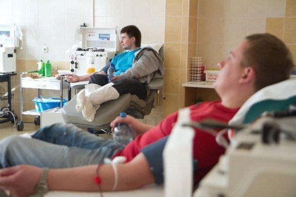 Депутаты предложили больше не платить за донорство крови