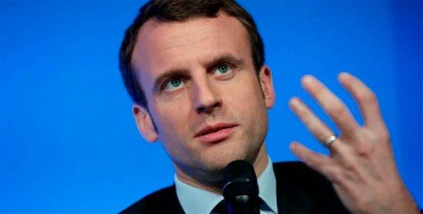 Мужчине, ударившего президента Франции дали четыре года тюрьмы