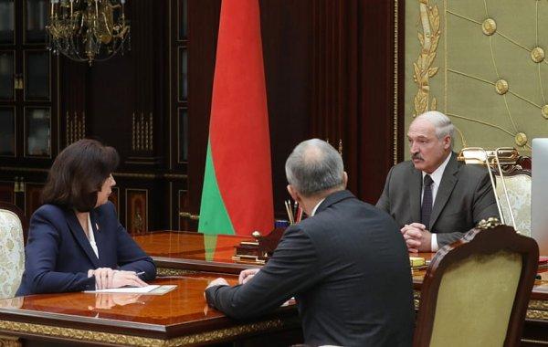 Лукашенко требует от Кочановой качественного исполнения законов