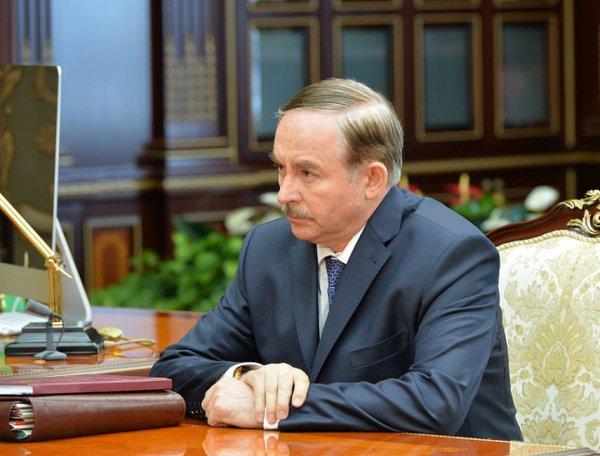Глава управделами Лукашенко Виктор Шейман подал в отставку