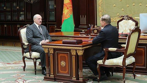 Лукашенко принял отставку Виктора Шеймана
