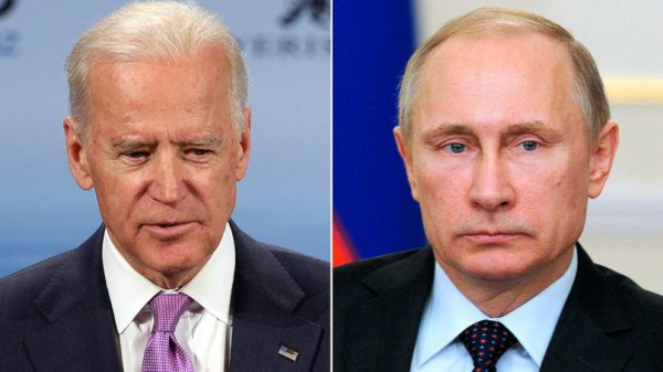 Байден и Путин не будут проводить совместную пресс-конференцию