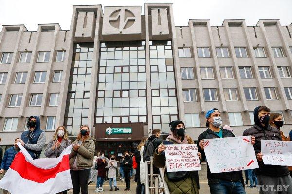 Студентку БНТУ приговорили к 20 суткам ареста за репост в социальной сети