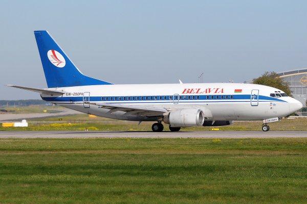 «Белавиа» решила утилизировать свой первый Boeing 737-500