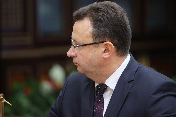 Пиневич опровергает информацию о массовых увольнениях медиков в Беларуси