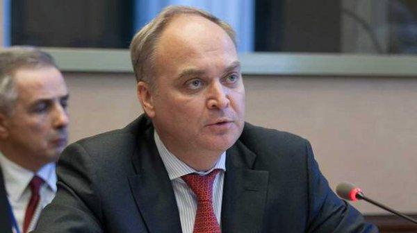 Российский посол вылетел в Вашингтон