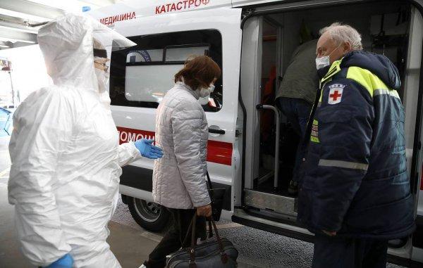 Количество заразившихся COVID-19 в Москве второй день подряд бьет максимум за всю историю пандемии