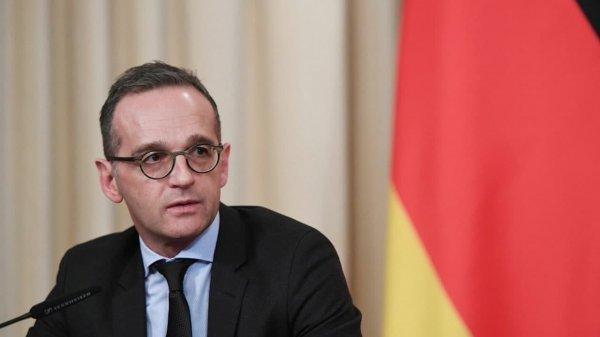 Глава МИД Германии заявил о неизбежности введения новых санкций против Беларуси