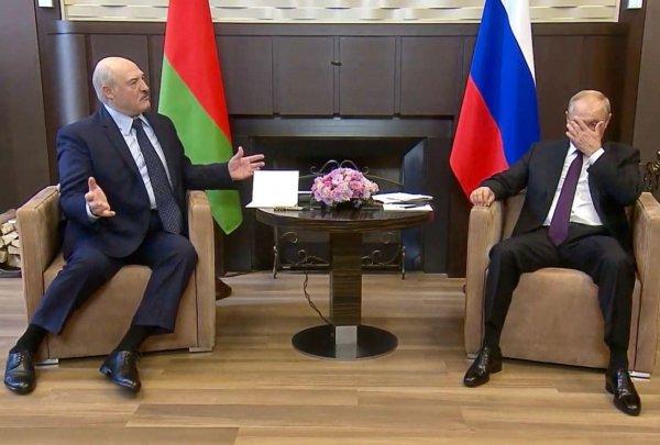 Путин не приедет к Лукашенко в Брест 22 июня