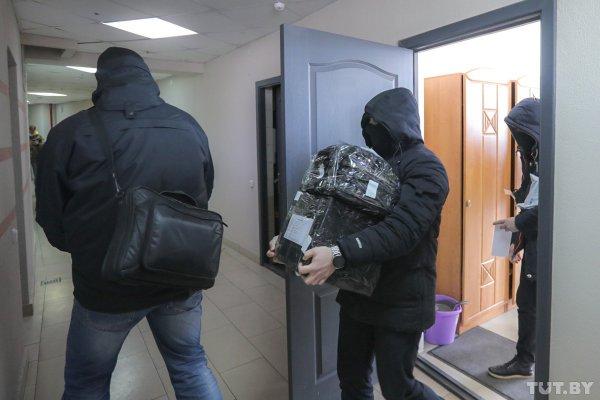 Министерство юстиции начало проверку деятельности Белорусской ассоциации журналистов