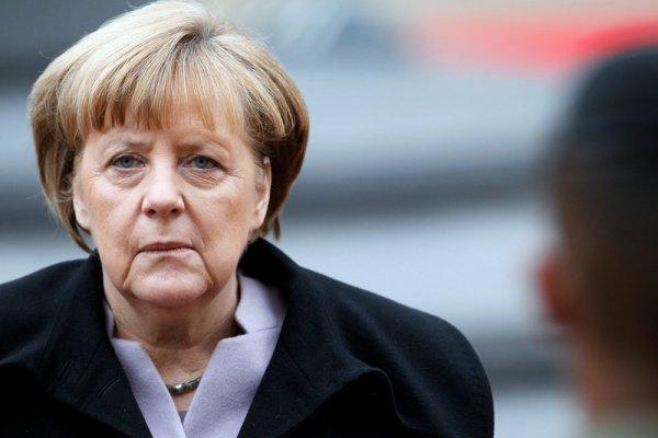 Жители Германии осудили Ангелу Меркель за речь о Великой Отечественной войне