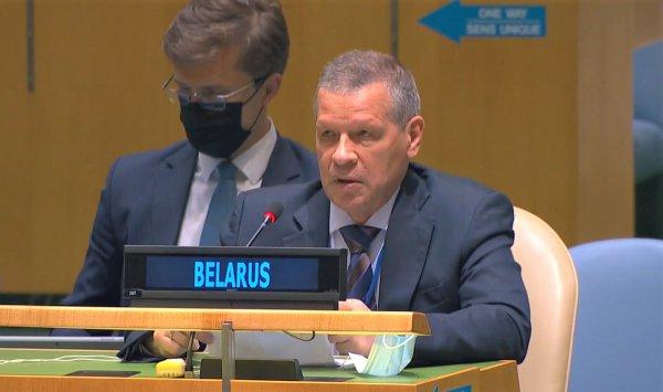 Беларусь требует от США прекратить блокаду Кубы