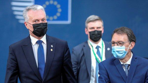 В Брюсселе сегодня начинается двухдневное заседание по ситуации в Беларуси