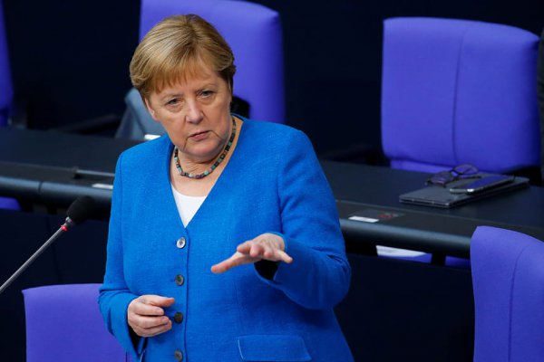 Ангела Меркель предложила провести встречу между лидерами стран Евросоюза и Путиным