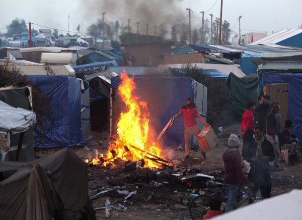В лагере для нелегальных мигрантов в Литве начались беспорядки
