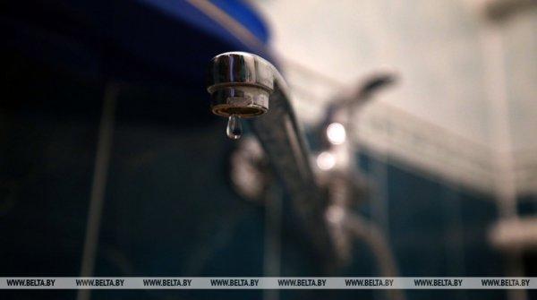 В Логойске из-за аварии без воды осталось 14 многоквартирных домов