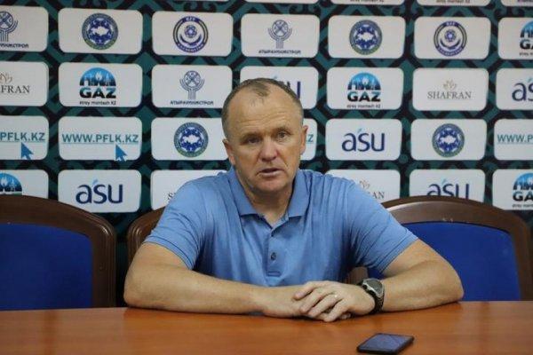 Уволен главный тренер «Крумкачоў» Олег Дулуб