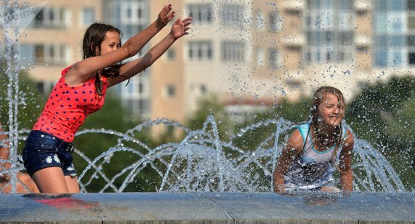 Синоптики рассказали, когда в Беларуси закончится жара